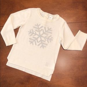 Toddler Girl Sweater